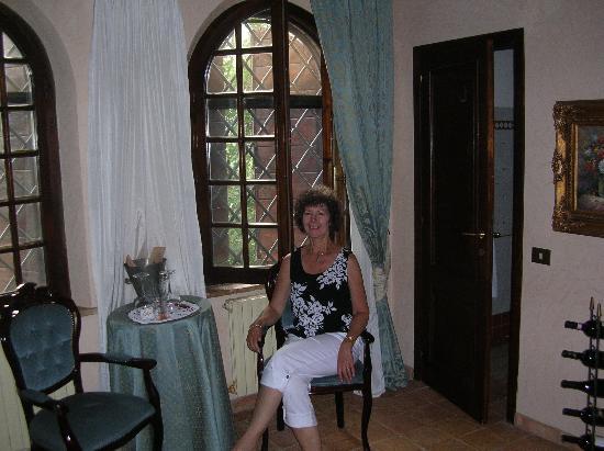 Relais Ortaglia: A happy guest