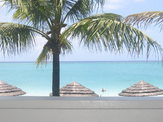 Sibonne Beach Hotel: view from Bay Bistro