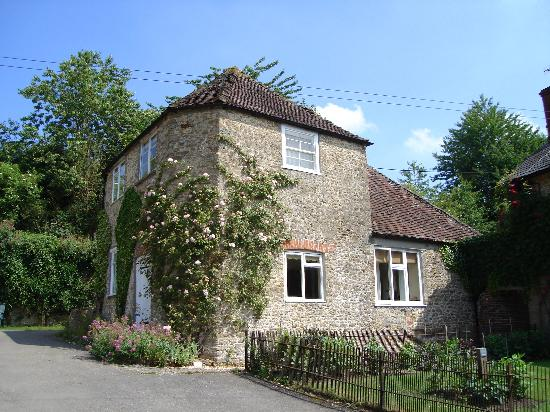 Bruton, UK: Miller's Cottage at Gants Mill