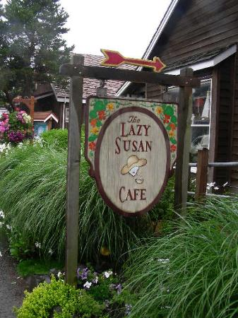 Lazy Susan Cafe
