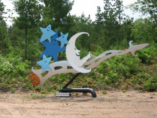 Foto de Lakenenland Sculpture Park