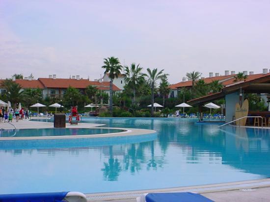 PortAventura Hotel El Paso: Pool 'Tastic