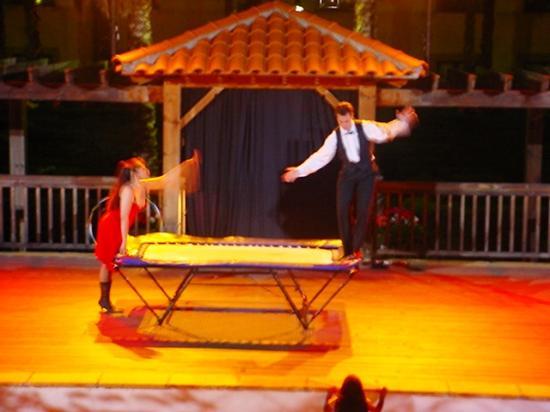 PortAventura Hotel El Paso: Entertaining Nights