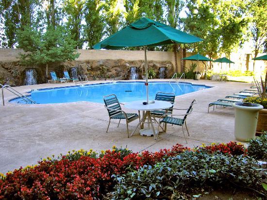 Sacramento Marriott Rancho Cordova: Outdoor pool