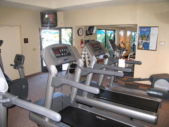 Sacramento Marriott Rancho Cordova: Exercise room