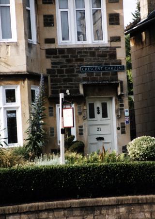 Crescent Guest House: Exterior
