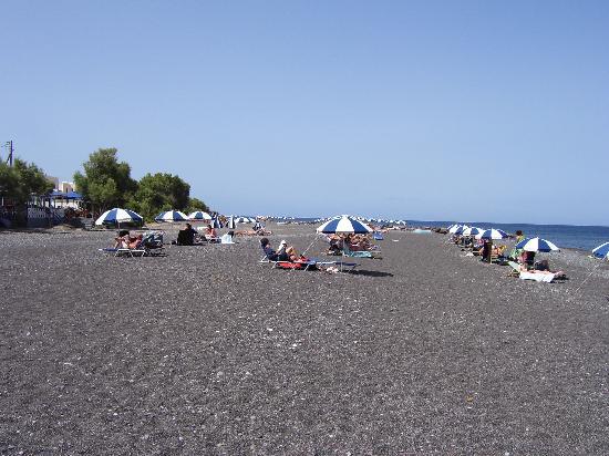فندق هيرمز: Kamari Beach