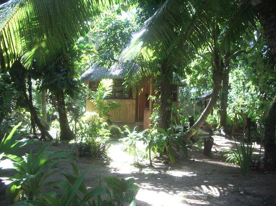 Toberua Island Resort: Beauty Bure - Massages are highly recommended