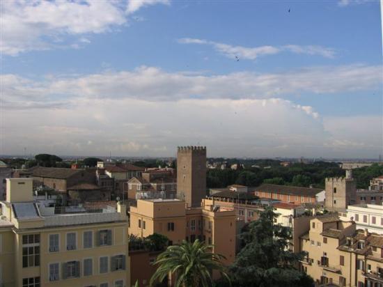 Suore di Santa Elisabetta: View from the room
