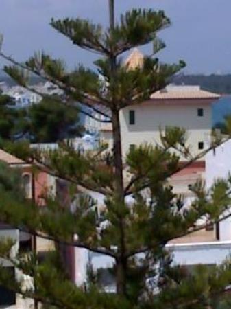 Portocolom, Espagne : view from balcony  again