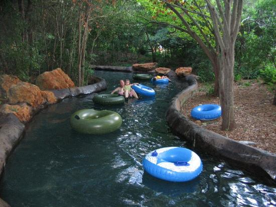 Lazy River Amp Beach Picture Of Hyatt Regency Hill Country