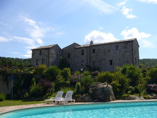 Castello di Petrata: The Hotel