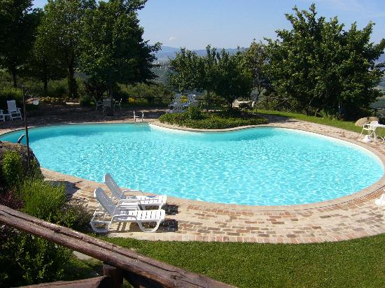 Castello di Petrata: The Pool