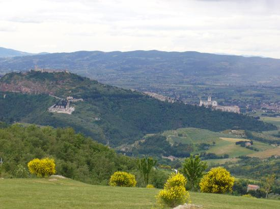 Castello di Petrata: The View