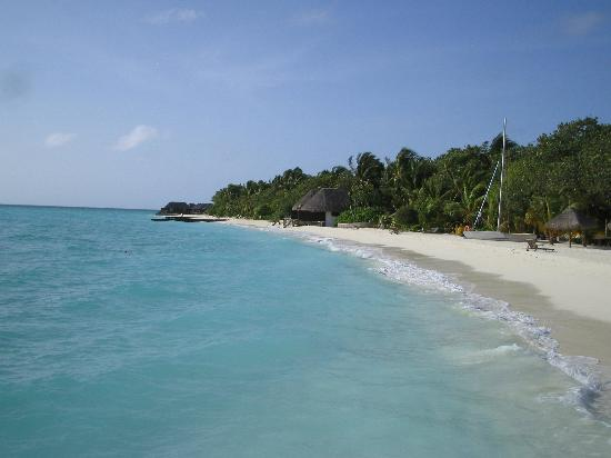 Veligandu Island Resort & Spa: It's tough to go back home..