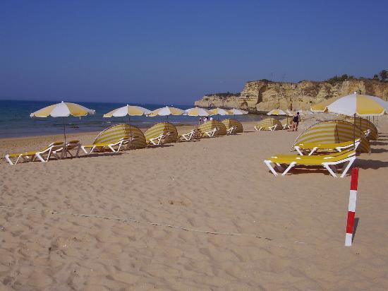Vila Galé Náutico: The local beach by the hotel