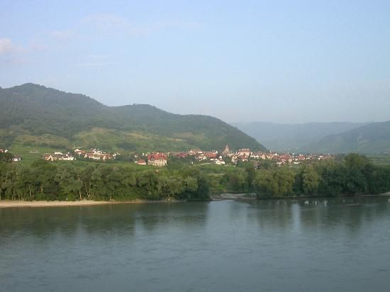 Durnstein, Austria: Morning view