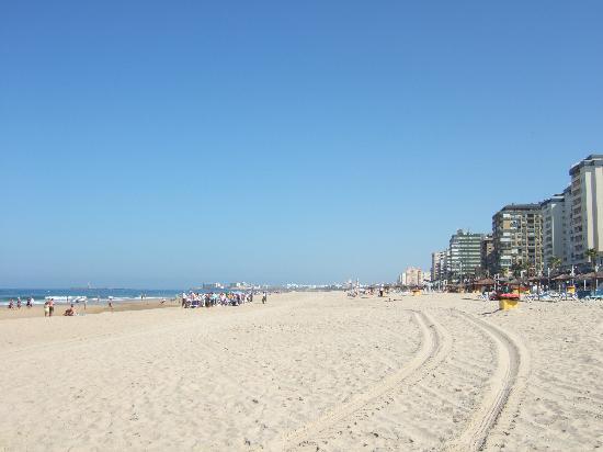 hotel playa victoria de cadiz:
