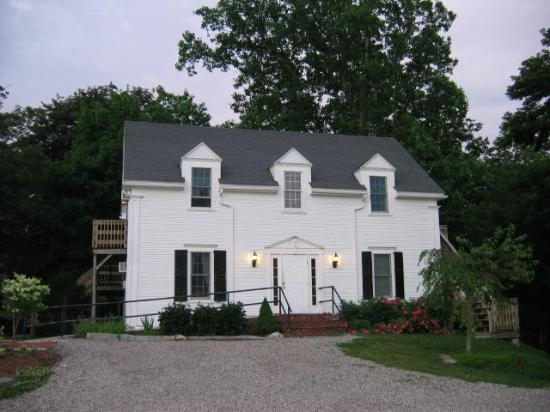 Yarmouth Port, แมสซาชูเซตส์: The Carriage House