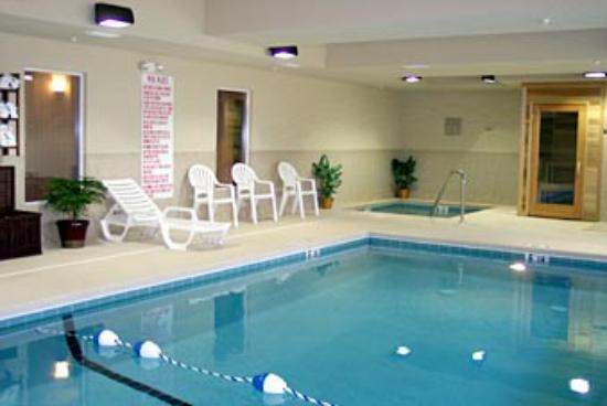 Country Inn & Suites By Carlson, Brunswick I-95 : Indoor Pool