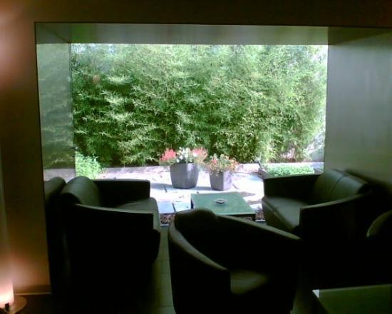 Hotel Le Terminus: Hotel lounge