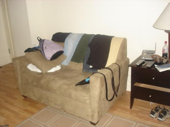 Woogo - Central Park : Couch...