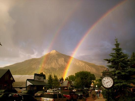 Crested Butte International Lodge & Hostel: Downtown Crested Butte