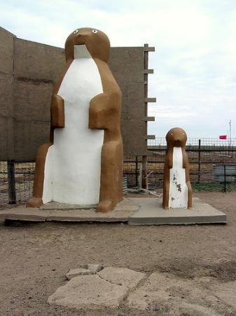 "Oakley, KS: The ""largest prairie dog in the world"""
