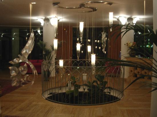 Hotel Alberi Del Paradiso: hotel reception