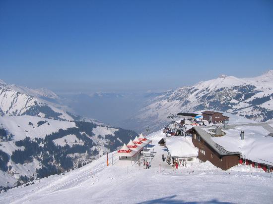 ذا كمبريان: Fantastic skiing