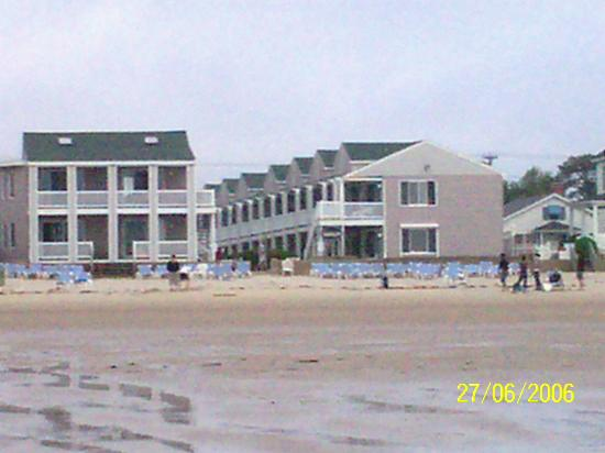 view of hotel from ocean front picture of ocean walk. Black Bedroom Furniture Sets. Home Design Ideas