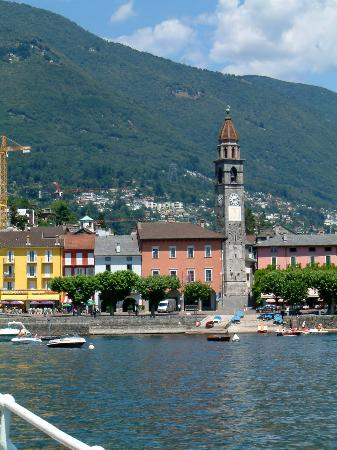 Art Hotel Riposo: Ascona