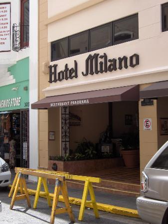 호텔 밀라노 사진