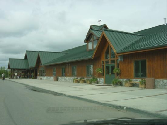 ‪‪Mt. McKinley Princess Wilderness Lodge‬: Main Lodge‬