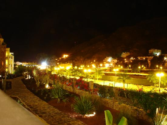 Cordial Mogan Playa: Night view from the balcony
