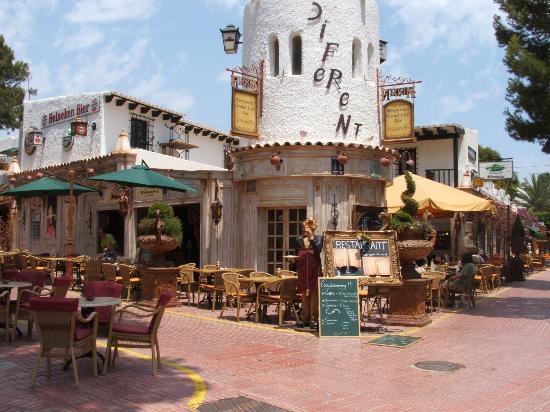 Barcelo Ponent Playa: Good Food here!!