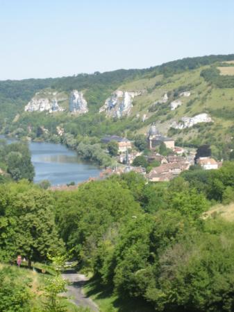 Normandia, Francja: Les Andelys