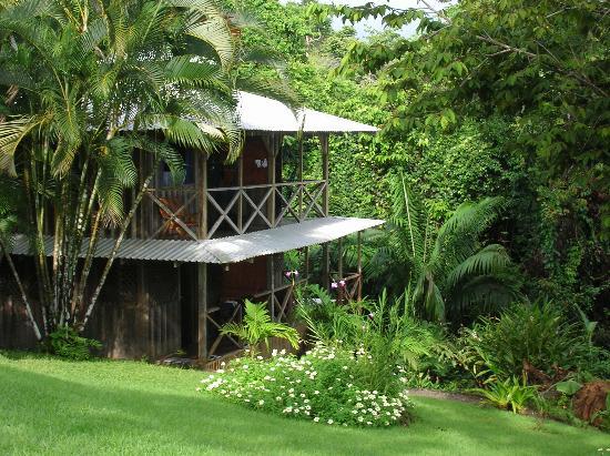 Hotel Las Caletas Lodge: One of the Rooms