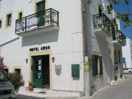 Photo of Hotel Argo Naxos