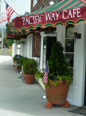 Pacific Way Cafe and Bakery : Pacific Way Bakery & Cafe