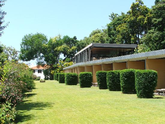 Quinta da Casa Branca : View To Rooms And Reception