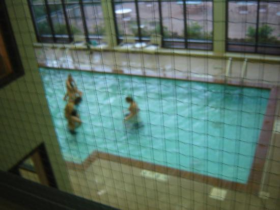 Pickwick Dam, Τενεσί: Indoor Pool, Pickwick Landing State Park Inn