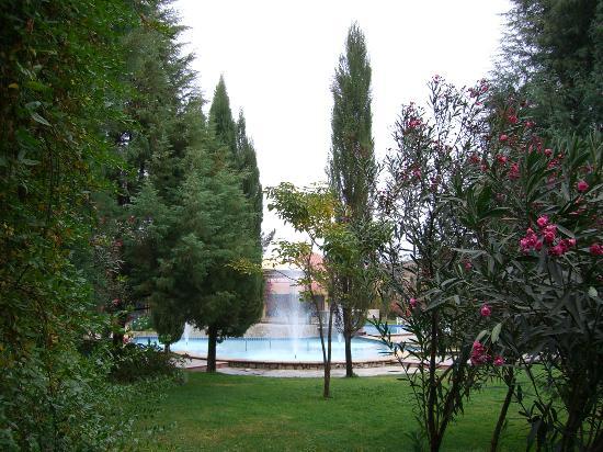 Hotel Los Parrales: Grounds