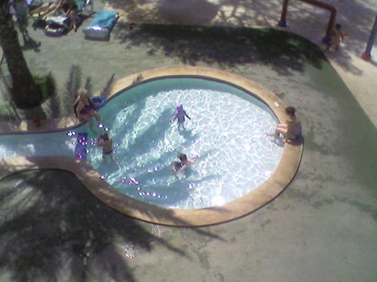 Apartamentos Cala d'Or Playa: baby pool