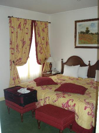Marriott's Village d'Ile-de-France: Bedroom