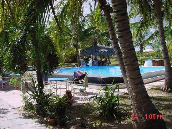 Greenwood Beach Resort : Fresh water pool