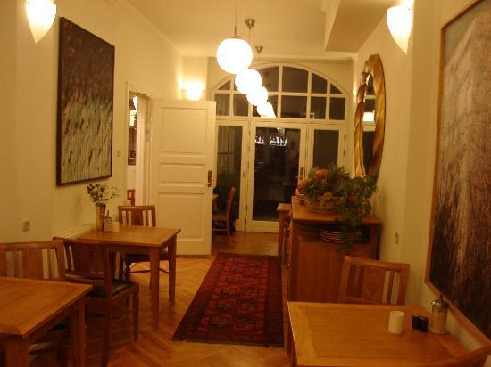 Bertrams Guldsmeden - Copenhagen: Breakfast area