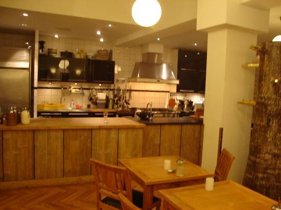 Bertrams Guldsmeden - Copenhagen: Kitchen