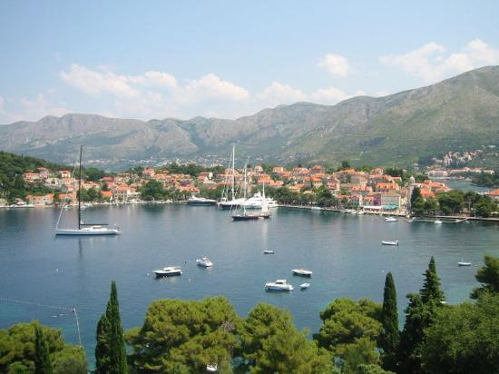 Hotel Croatia Cavtat: View of Cavtat