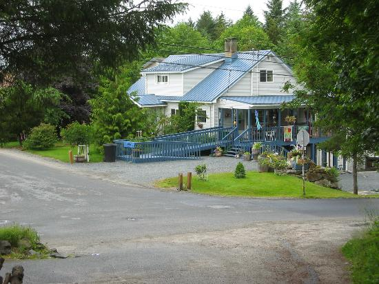 Ann's Gavan Hill Bed & Breakfast: Ann's Gavan Hill B&B, Sitka